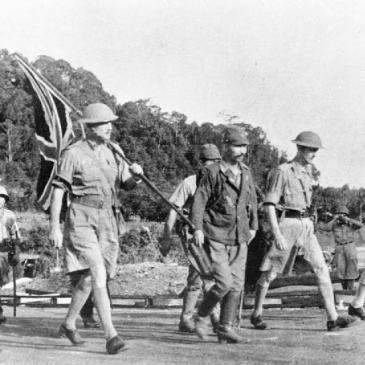 Battle of Singapore
