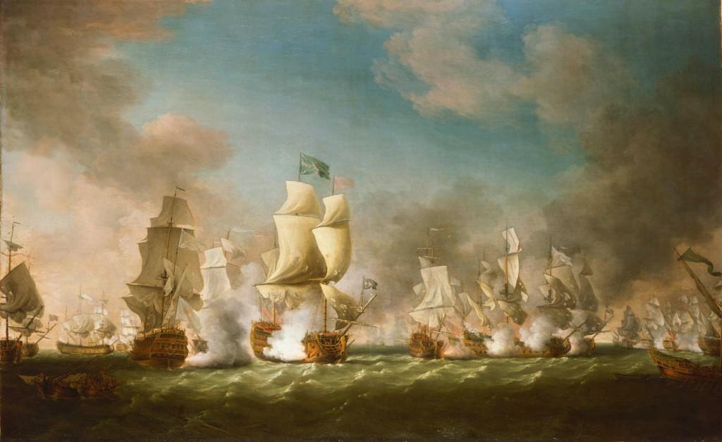 The Battle of Cape Passaro